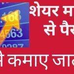How To Make Money From Share Market in India