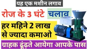 Fish feed making business । How to make money from Fish feed making business । 5