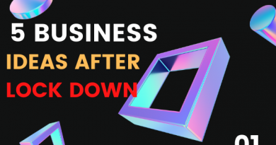 top 5 business idea/ startup business start after lock down