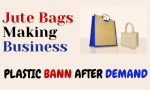 jute bags making business